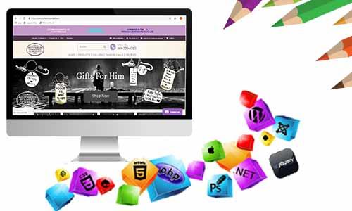 jewelry website design company