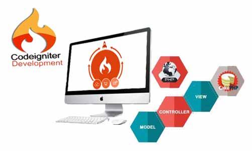 CodeIgniter Website Development Company India