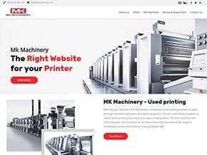 mkmachine is developed by Webindia Master