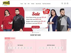 pluss is developed by Webindia Master