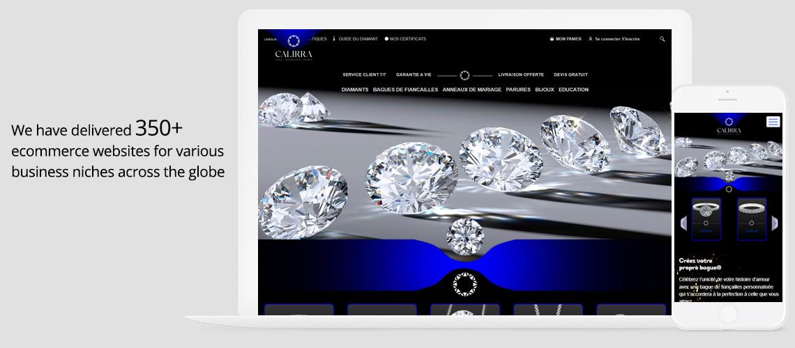 Custom Ecommerce Web Design Benifits
