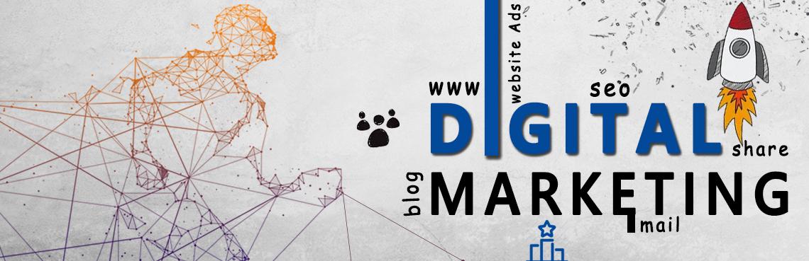 A Set of Digital Marketing Services