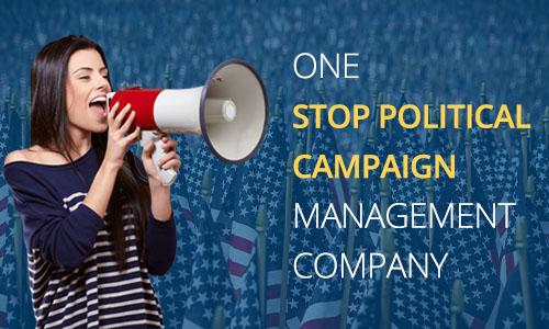 Political campaign service provider in India